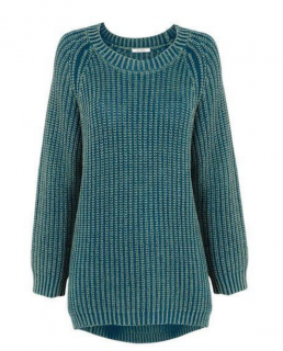 By Zoe Pez Knit Jumper in Emerald Green |