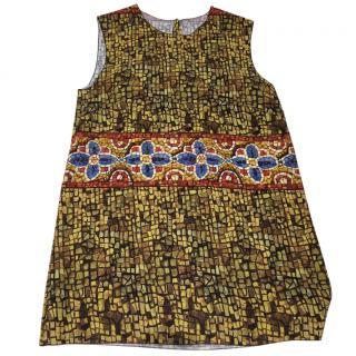 Dolce & Gabbana mosaic top