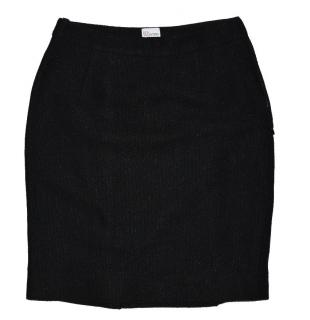 RED VALENTINO Black Skirt