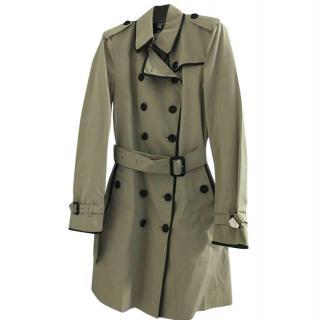 Burberry London trenchcoat size 12