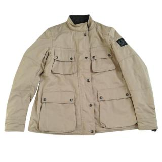 belstaff regency reversible trench