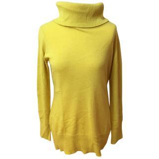 NEW Max Mara roll neck jumper 100% virgin wool - Size XL, RRP �255