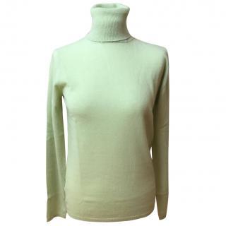 Max Mara roll neck jumper 100% virgin wool - Size S