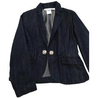 Dior denim jacket