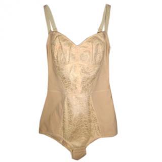Dolce & Gabbana Shaper Bodysuit