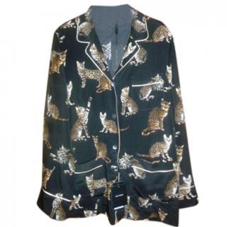 Dolce & Gabbana Silk Shirt AW16