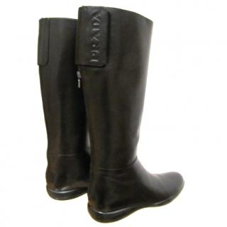 Prada Flat boots