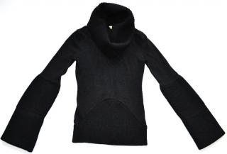 Antonio Berardi black jumper