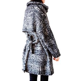 Burberry Alpaca Wool Coat