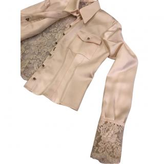 Valentino blouse /silk shirt
