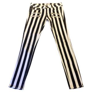 Paige Edgemont Stretch Denim Jeans