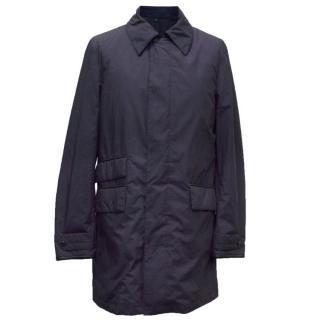 Ralph Lauren Navy Coat
