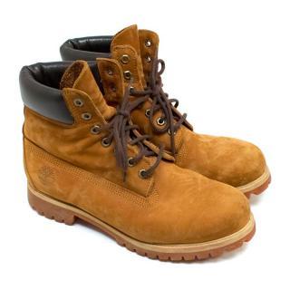 Timberland Tan Boots