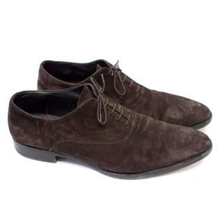 Ralph Lauren Suede Dress Shoes