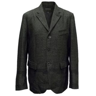 John Varvatos Dark Brown Blazer