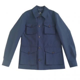 aquascutum orford bonded jacket