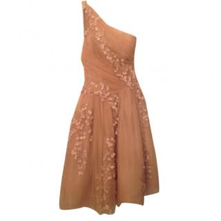 c3aced99ed0 Hell Cody Dublin Couture Nude Cocktail Dress