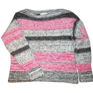 Isabel Marant Etoile Knit Multicolour 'Shepherd' Jumper