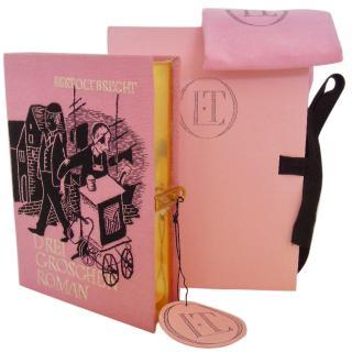 Olympia Le Tan pink clutch bag
