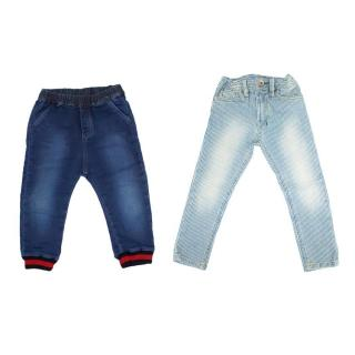 Gucci and Diesel Boys Trousers