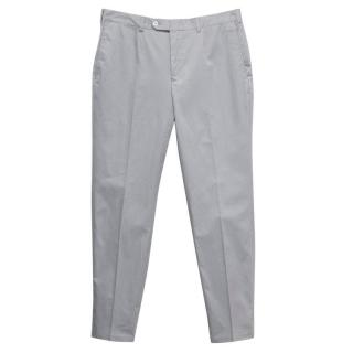 Ermenegildo Zegna Grey Trousers