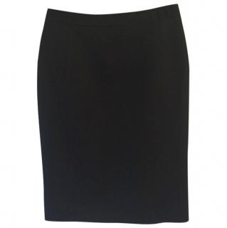 DSQUARED2 paneled pencil skirt hand stitching