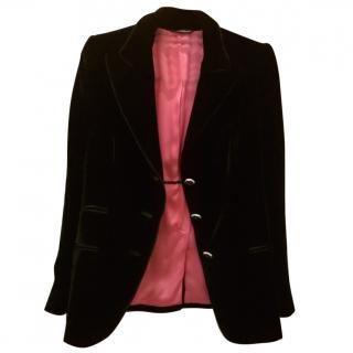 Angelo Galasso blazer