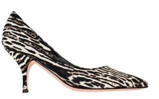 Giambattista Valli Kitten-Heel Pumps