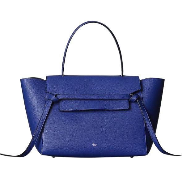 9595f42ad1 Celine Blue Mini Belt Bag