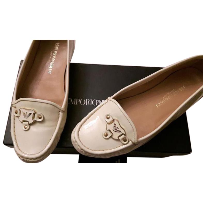 Emporio Armani Women's Loafers