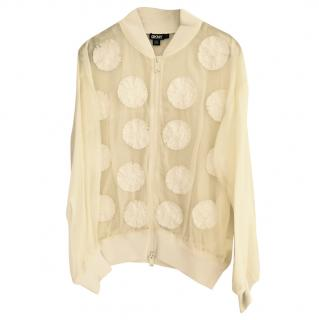 DKNY Embroidered Jacket