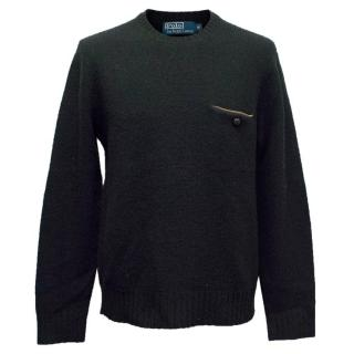 Polo by Ralph Lauren Black Jumper