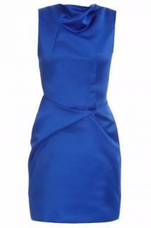 Roland Mouret Zonda Satin Faille Dress RPP �1163