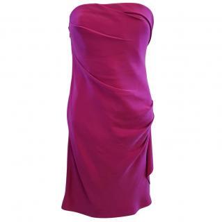 Amanda Wakeley Strapless Dress