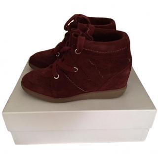 Isabel Marant bobby sneakers