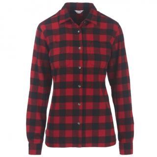 Woolwich Pemberton Flannel  shirt