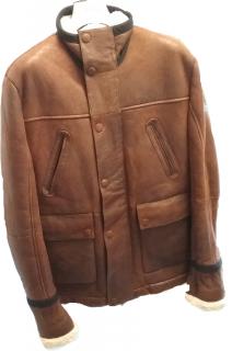 Gianfranco Ferre men's shearling coat