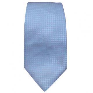 Gieves & Hawkes pink silk tie