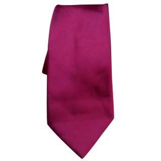 Hugo Boss silk tie
