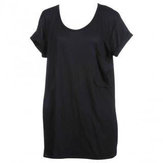 Chinti and Parker Organic Cotton Long line Top~ Medium
