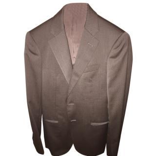 Armani Collezioni Brown Suit
