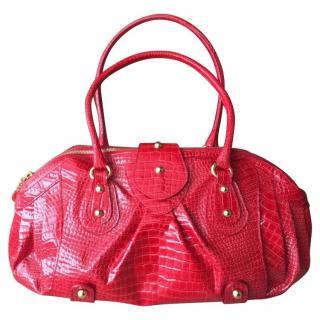 Casadei red bag