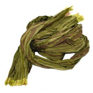 Bottega Veneta silk scarf