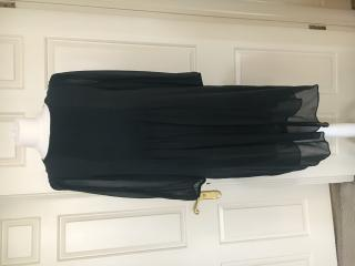 Schumacher Dark Green Dress