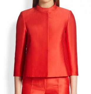 Max Mara Red Jacket