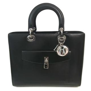 Dior Lady Dior Leather Handbag