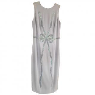 Catherine Walker hand embellished dress