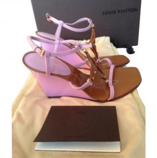 Louis Vuitton Wedges