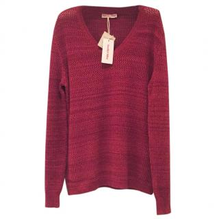 See By Chloe Red Jumper