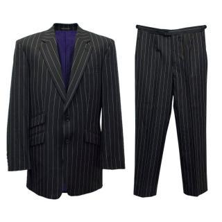 Richard James Pinstripe Suit